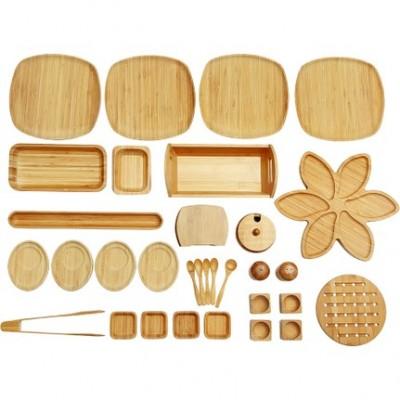 Bambum -  İkon Kahvaltı Seti 33 Parça
