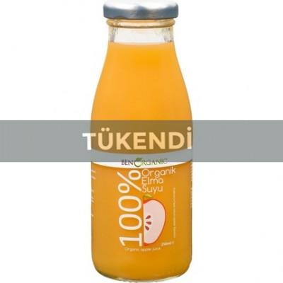 BenOrganic - Organik Elma Suyu 250 ml