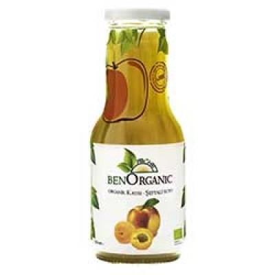 BenOrganic - Organik Şeftali Kayısı Elma Suyu 250ml