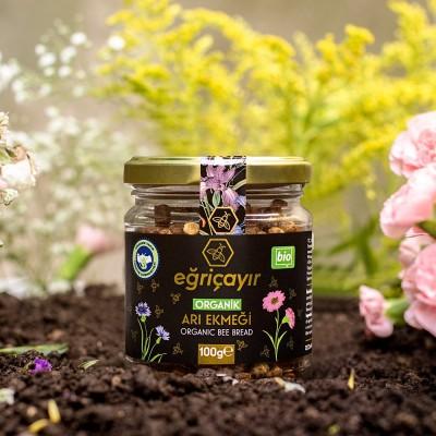 Eğriçayır - Organik Arı Ekmeği 100 gr
