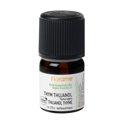 Florame - Organik Kekik Yağı (Thym Thujanol) 5ml