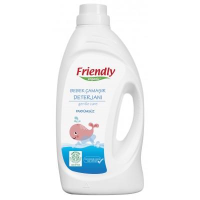 Friendly Organic - Organik Bebek Çamaşır Deterjanı Parfümsüz 2000ml