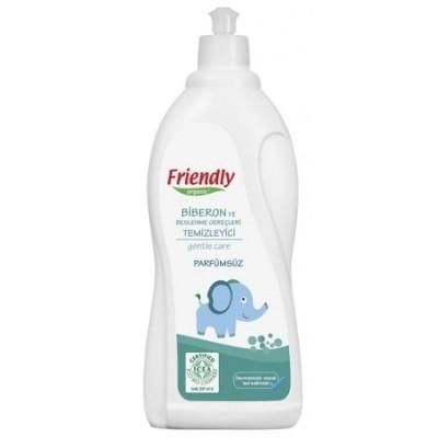 Friendly Organic - Organik Beslenme Gereçleri ve Biberon Temizleyici 750 ml