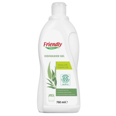 Friendly Organic - Organik Bulaşık Makinesi Jel Deterjan 750ml