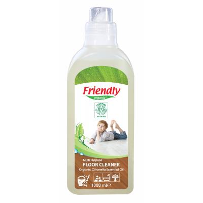 Friendly Organic - Organik Çok Amaçlı Yer Temizleyici 1LT