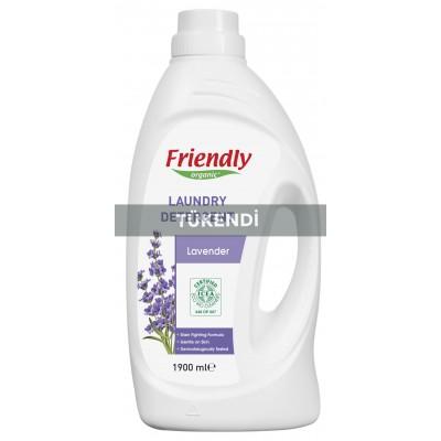 Friendly Organic - Organik Çamaşır Derterjanı Lavanta 1900ml