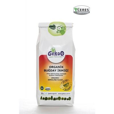 Gekoo - Organik Buğday İrmiği 450gr
