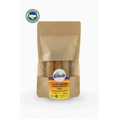 Gekoo - Organik Yulaflı Bebek Bisküvisi 8ay+ 150gr