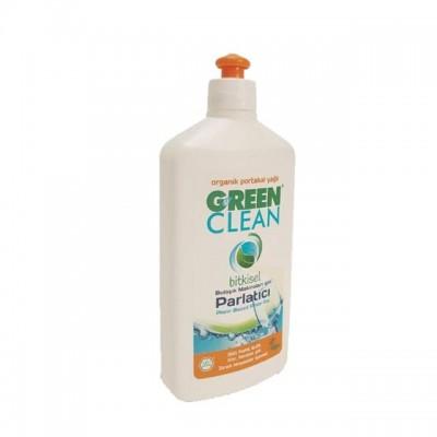 Green Clean - Organik Bulaşık Makinesi Parlatıcı 500ml