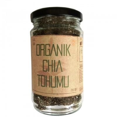 Güzel Gıda - Organik Chia Tohumu 200gr
