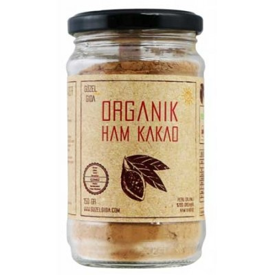 Güzel Gıda - Organik Ham Kakao 150gr
