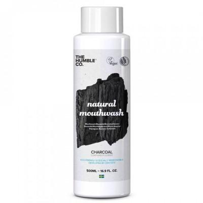 Humble Brush - Ağız Bakım Suyu Kömür 500ml