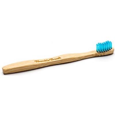 Humble Brush - Çocuk Diş Fırçası Mavi (Çok Yumuşak)
