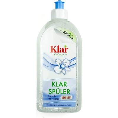 Klar - Organik Bulaşık Makinesi Parlatıcısı 500 ml