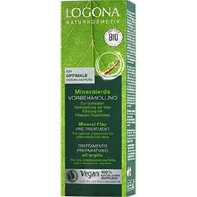 Logona - Organik Boyama Öncesi Mineral Killi Saç Bakım Kompleksi 100ml