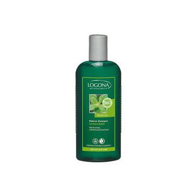 Logona - Organik Yağ Dengesini Sağlayan Melisa Özlü Şampuan 250ml