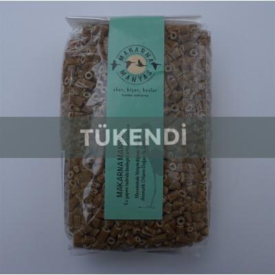 Makarna Manyas -Organik Tam Buğday Boncuk Makarna Vegan 400gr