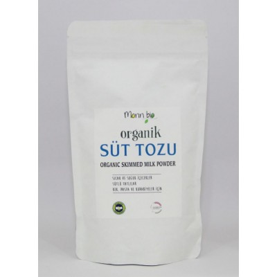 Monn Bio - Organik Süt Tozu 200gr
