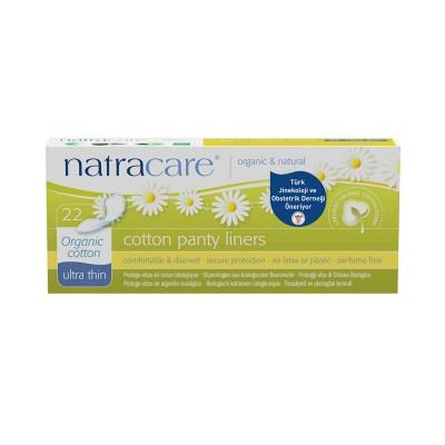 Natracare - Organik Günlük Ped Ultra İnce 22 Adet
