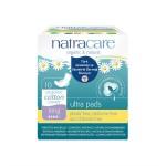 Natracare - Organik Ultra Kanatlı Ped ( Uzun) 10 Adet