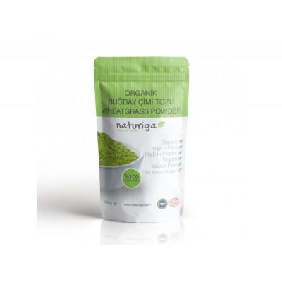 Naturiga - Organik Buğday Çimi Tozu 100gr