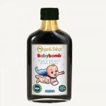 Organik Bahçe - Organik Besleyici Bebek Şurubu 260gr