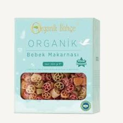 Organik Bahçe - Organik Bebek Makarnası 250gr