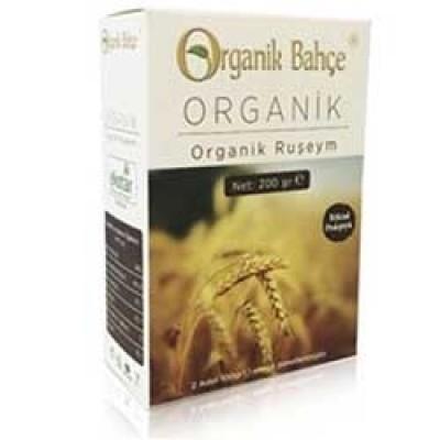 Organik Bahçe - Organik Ruşeym 200gr