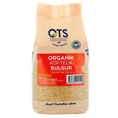 OTS - Organik Köftelik Bulgur 750gr