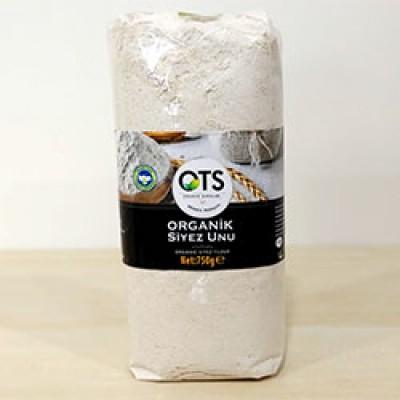 OTS - Organik Siyez Unu 750gr