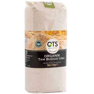 OTS Organik - Tam Buğday Unu (Çok Amaçlı ) 750gr