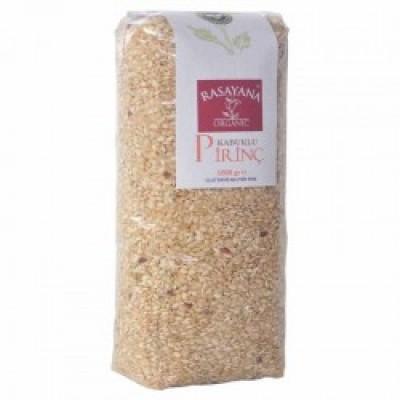 Rasayana - Organik Kabuklu Pirinç 1000gr