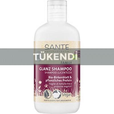 Sante - Organik Parlaklık Veren Şampuan (Huş Ağacı& Bitkisel Protein) 250ml