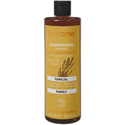 Florame -Organik Şampuan (Aile İçin ) 400ml