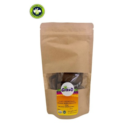 Gekoo - Organik Yulaflı Keçiboynuzlu Bebek Bisküvisi 150gr