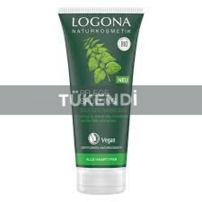 Logona - Organik Saç Bakım Kremi Isırgan Özlü 200ml