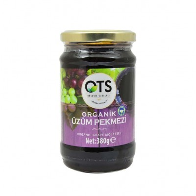 OTS - Organik Üzüm Pekmezi 380gr