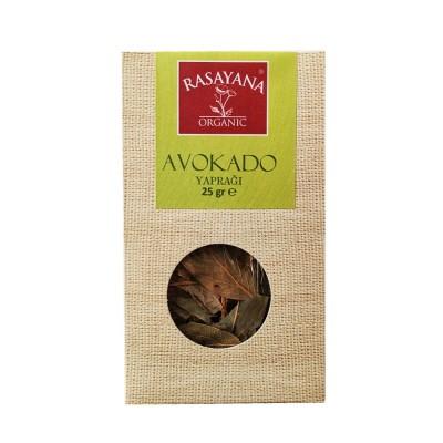 Rasayana - Organik Avokado Yaprağı 25gr