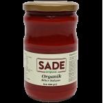 Sade Organik - Organik Biber Salçası 610gr