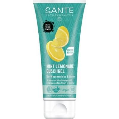 Sante - Organik Duş Jeli ( Nane & Limon Özlü ) 200ml