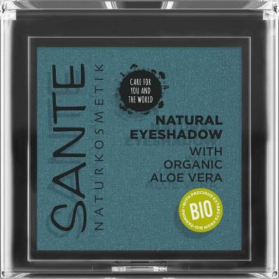 Sante - Organik Göz Farı Koyu Lacivert ( Aloe Vera Özlü)