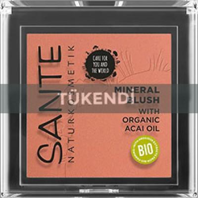 Sante - Organik Mineral Allık Mercan Bronz (Açai Yağı Özlü)
