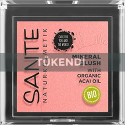 Sante - Organik Mineral Allık Olgun Şeftali ( Açai Yağı Özlü)