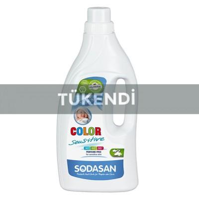 Sodasan Organik Çamaşır Yıkama Sıvısı Sensitive 1,5LT