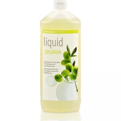 Sodasan - Organik Sıvı El Sabunu Limonlu 1LT