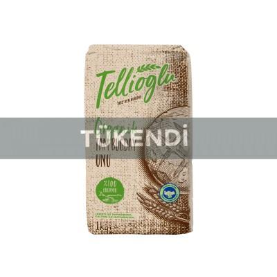 Tellioğlu - Organik Tam Buğday Unu 1kg
