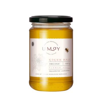 Umay Herbal - Organik Çiçek Balı 850 gr
