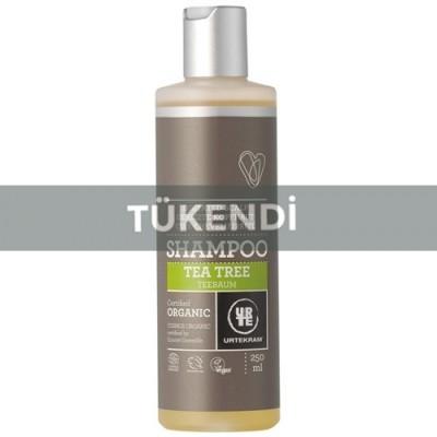Urtekram-Çay Ağacı Özlü Şampuan 250ml