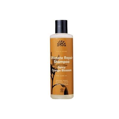 Urtekram - Organik Onarıcı Baharatlı Portakal Çiçeği Özlü Şampuan 250ml
