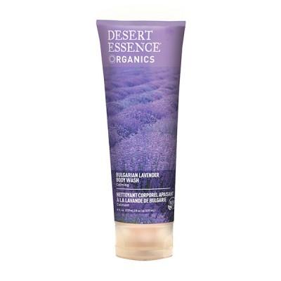 Desert Essence - Bulgar Lavantası Özlü Organik Duş Jeli 237 ml